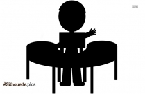 Teacher Clipart Silhouette
