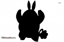 Tepig Silhouette Vector And Graphics