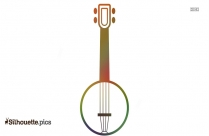 The Firefly Banjo Silhouette