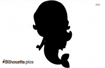 The Little Mermaid Silhouette