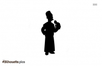 The Sympsons Silhouette Clip Art