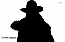 The Undertaker Silhouette, Vector