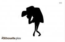 Thief Silhouette Thin Man
