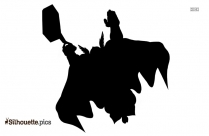 Thor Silhouette Art