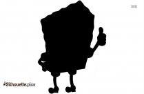 Goofy Disney Image Silhouette