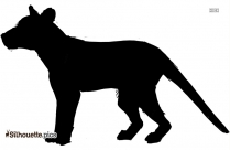 Rodent Animal Clip Art Silhouette