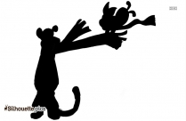 Diddy Kong Fat Silhouette