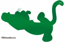 Tiger Clipart Silhouette Image