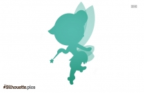 Fairy Mermaid Silhouette Picture