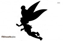 Free Nature Fairies Silhouette