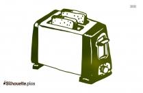 Baking Utensils Silhouette Drawing