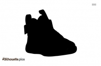 Girls Toddler Basketball Shoes Silhouette