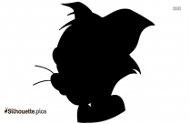 Goose Feather Silhouette Drawing