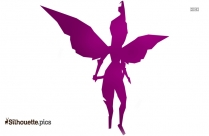 Free Baby Tooth Fairy Silhouette