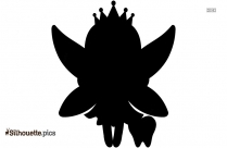Tooth Fairy Silhouette Image