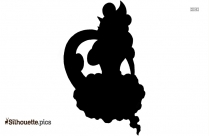 Finding Dory Disney Galore Silhouette Picture