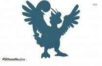 Tornadus Pokemon Silhouette Vector And Graphics