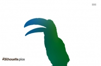 Toucan Clipart Silhouette