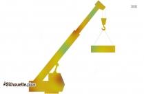 Crane Silhouette Image