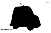 Luxury Car Silhouette Image