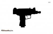 Lever Gun Silhouette