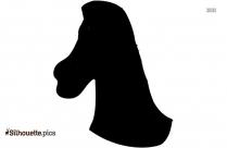 Silhouette Head Of A Man