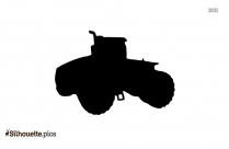 Tractor Silhouette Clipart Free Download