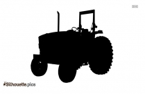 Tractor Clipart Silhouette
