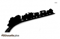 Train Silhouette Png