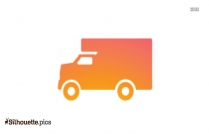 Transport Vehicle Truck Silhouette