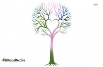 Tree Design Art Silhouette