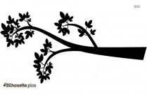 Eucalyptus Tree Drawing Silhouette