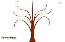 Tree Branches Tattoo Design Clip Art Silhouette