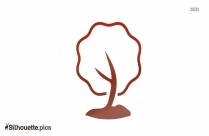 Free Tree Drawing Silhouette Picture