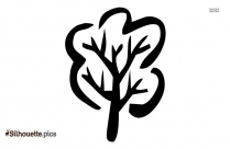 Tree Of Life Silhouette Free Vector Art