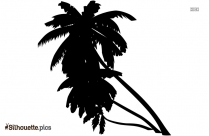 Tree Clipart Silhouette Vector Drawing