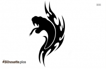 Tribal Animal Drawings Silhouette