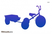 Tricycle Silhouette Picture