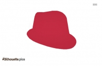 Homburg Hat Silhouette Picture