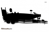 Diving Boat Silhouette Picture