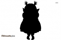 Trolls Poppy Etsy Silhouette Clipart