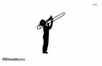 Free Lira Musical Instrument Silhouette