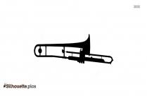 Free Tuba Silhouette