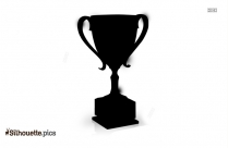 Trophy Silhouette Simple