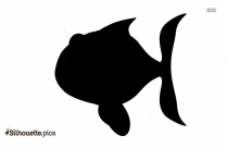 Needlefish Silhouette Image