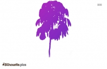 Simple Tree Drawing Silhouette For Download
