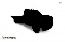 Ambulance Silhouette Image