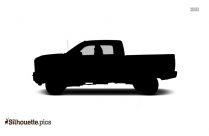 Truck Vehicle Silhouette For Download