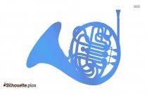 Veena Instrument Silhouette Image