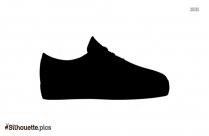 Puma Shoe Silhouette Drawing